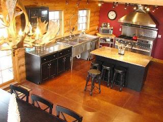 Timber Ridge Kitchen