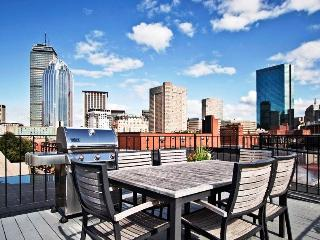 One Bedroom Suite with Roof Deck in South End, Boston