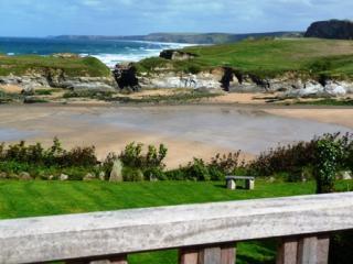 8 Glendorgal, Porth Beach, Newquay, Cornwall
