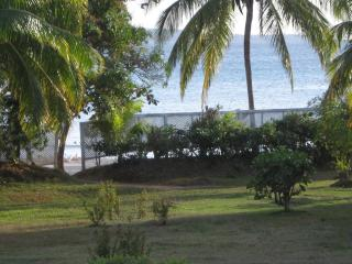 View of the Adult Beach from the balcony