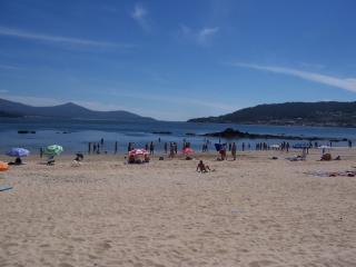 Local beach - 0.8km