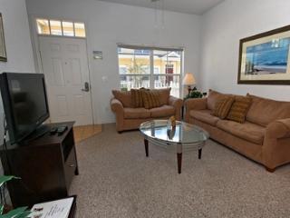 Flat Screen TV in Living Room!