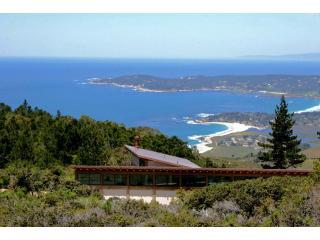 PANORAMIC OCEAN VIEWS POINT LOBOS RIDGE-TOP ESTATE