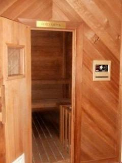 One of the Nordic's Three Saunas
