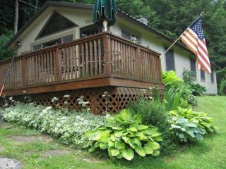 Charming Immaculate Cabin in Beautiful Catskills, Margaretville