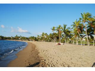 Nearby Anaeho\'omalu Bay: A-Bay Beach