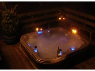 Explore the treasures of Vancouver Island then relax in the hot tub under the stars!