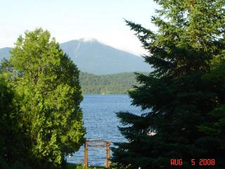 Summer View from condo-Whiteface Mt.