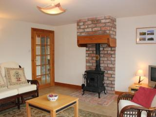 Sitting Room - Wood Burning Stove