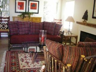 Living  Area with Old Hickory Furniture