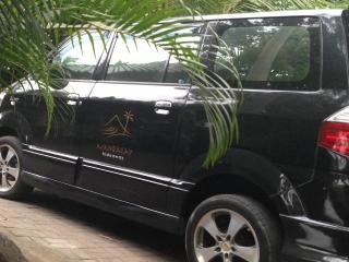 Your Car & Chauffeur / Guide - Available 24 hours a day and included in our rate