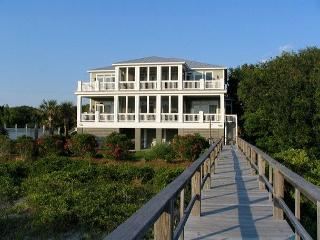 Edisto Sunset - Beach Front Showplace For Large Group