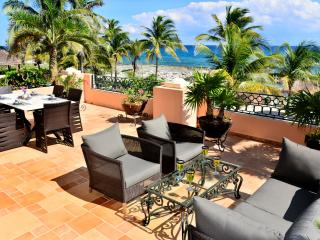 Fabulous View - Amazing Terrace - Great Beach, Puerto Aventuras