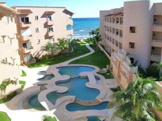 Quinta del Sol condo Mayan Waters - view from terrace 2
