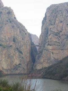 El_Chorro_Gorge- world famous climbing area-20 minutes from the villa