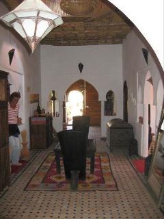 Riad Saf Saf interior