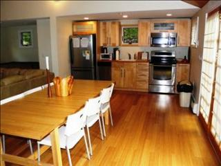 Dining  room, living room & kitchen