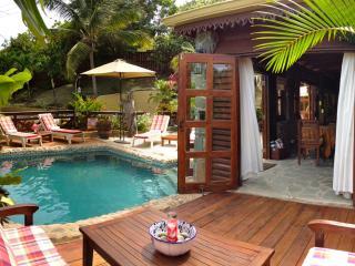 Secluded Celebrity Villa Golf course, Ocean views., Cap Estate