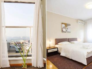 2 Bedroom CENTRAL Apt MOSCOW with a RIVER VIEW!, Belgrade