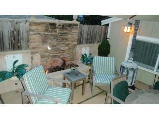 Fire Pit, Dining Patio