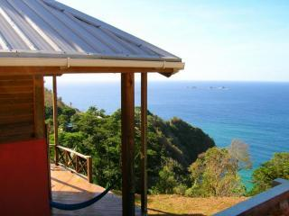 Caribbean Panoramic Views Birdwatchers Paradise