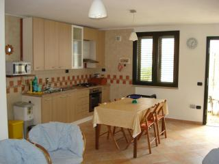 New garden flat rental in Villasimius, Sardinia
