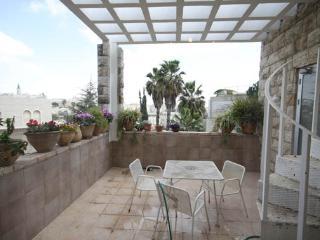 Exclusive Penthouse next to King David hotel in Jerusalem (KF)