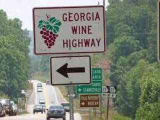 Reisen der GA-Wein-Hwy