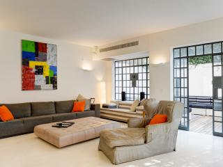 Beautifully Designed 3 Bedroom House in Neve Zedek, Tel Aviv