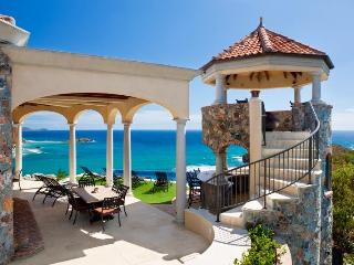 View Gazebo, veranda and pool