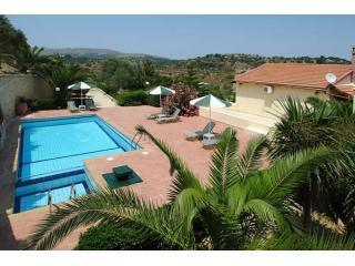 Villa Stratos - private swimming pool
