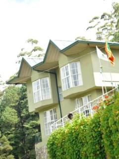 Nestled in the heart of Nuwara Eliya lies a luxurious bungalow with 4 bedrooms