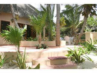 Tropical Evergreens beach home & guest house Soliman Bay, Tulum, Bahía de Soliman