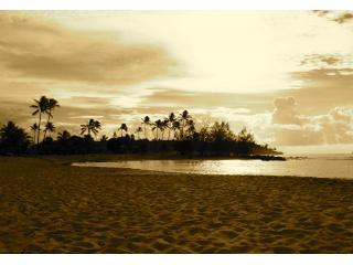 Poipu Beach is magnificent! Especially early in the mornings and right at sunset!