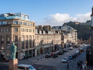 The Walter Scott Suite;central luxury,castle views, Edimburgo