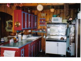 Cuisine cabine de Buckeye