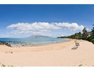 1/2 Mile Long Keawakapu Beach - Enjoy snorkeling, kayaking, boogie boarding and lovely long walks.