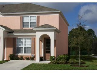 3Bed3Bath Townhome with Pool&Internet near Disney, holiday rental in Four Corners