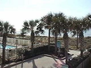 Beach & gulf from the balcony