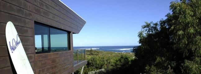 Iconic Aussie beach house with 180 degree ocean views