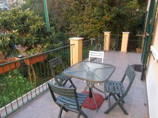 appartamento giardino, Riomaggiore