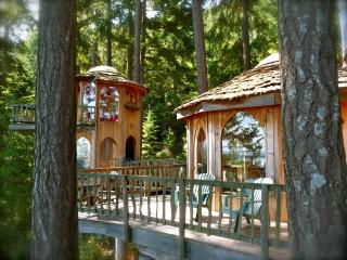 Forest House on Orcas......Enchantment & Wonder, Eastsound