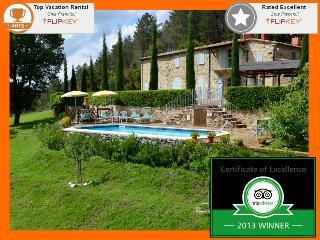 Tuscany Villa with pool - Villa le Capanne, Siena