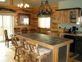Kitchen-Dinining Area