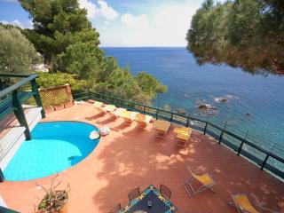 Beautiful Villa on the Sorrento Peninsula Near a Beach  - Villa Nerano