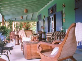 Harmony Villa Veranda