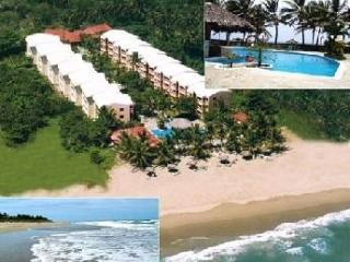 BEACHFRONT NICE, SAFE EXPAT BLDG Long/Short Stays, Cabarete