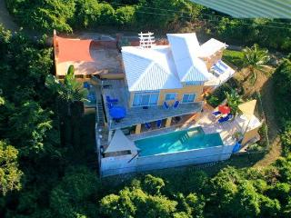 Vieques TOP OF THE HEAP rentals