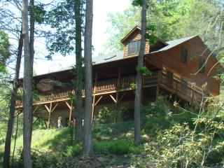 Brookwood - Beautiful Log Cabin - Great Location, Boone