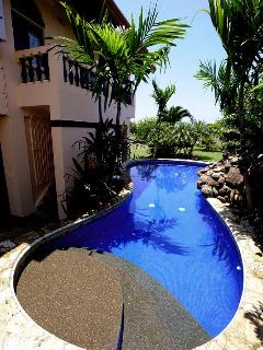 Pool and Ocean View